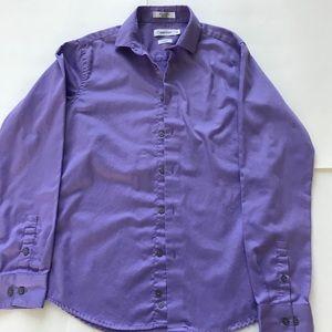 Calvin Klein Boy's dress shirt size 16